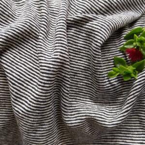 Hemp Organic Cotton Light Knit Striped