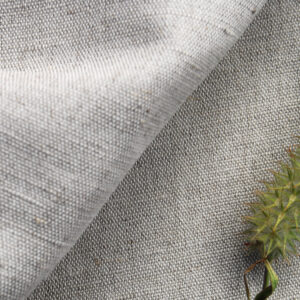 Linen Cotton Ant Weave - Oatmeal