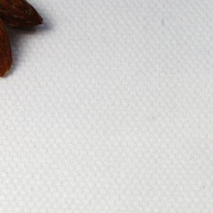 Linen/Cotton Brickweave Canvas - Ivory