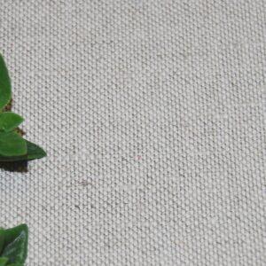 Linen/Cotton Brickweave Midweight - Oatmeal