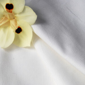 Organic Cotton Micro Twill Ivory