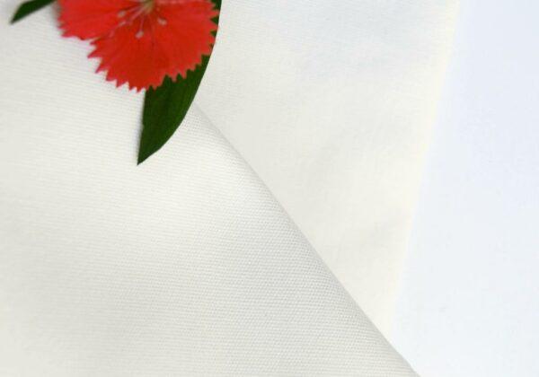 Organic Cotton Medium Weight - Ivory