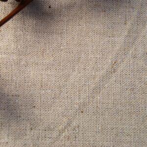 Organic Linen Organic Cotton 11S - Unbleached