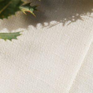 Hemp Organic Cotton Lightweight Canvas Natural