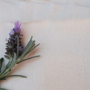 Hemp Organic Cotton Tablecloth Natural