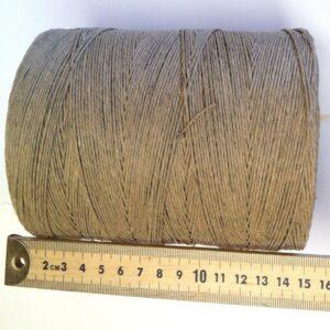 Hemp Twine 1mm- 1 kg Spool Natural
