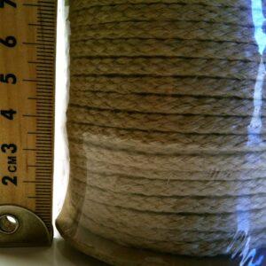 Hemp Braided Cord 3.5mm