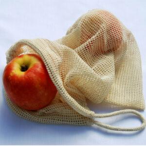 Organic Cotton MESH Bag