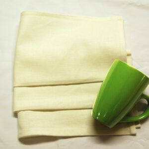 Hemp Organic Cotton Tea Towel- Made in China