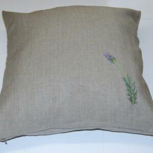 Linen cushion cover FLAX