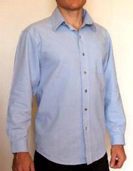Long Sleeved Mens Button up Shirt