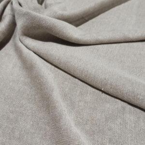 100% Hemp European Single Jersey Knit Unbleached