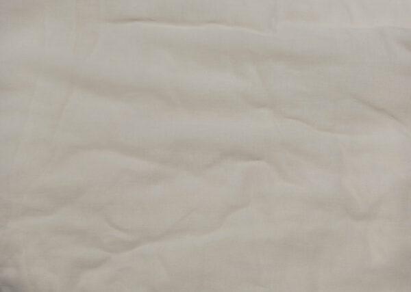 Organic Cotton Single Muslin - Ivory