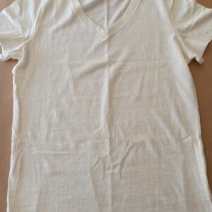 Women's Hemp Organic Cotton T-Shirt - Natural