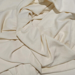 Hemp Organic Cotton Fleecy Tube - Natural