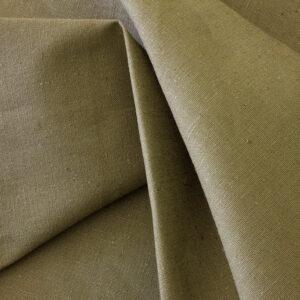 Hemp Organic Cotton Spandex - Olive Green
