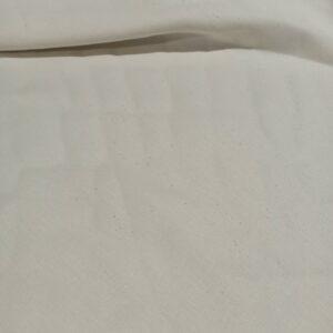 Hemp Organic Cotton Canvas - Natural 2nds
